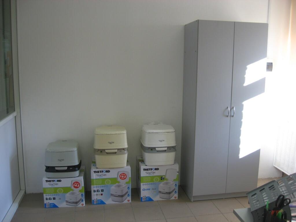 ЭкоТехнологии - кострома - биотуалет для дачи